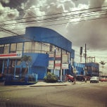 Photo taken at Terminal de Buses MUSOC by Donovan R. on 4/7/2012