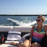Photo taken at Boating by Jon K. on 7/5/2012