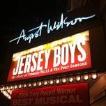 Photo taken at August Wilson Theatre by Zane G. on 3/11/2012