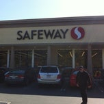 Photo taken at Safeway by Eric S. on 4/1/2012
