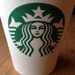 Photo taken at Starbucks by Janina M. on 3/18/2012