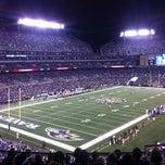 Photo taken at M&T Bank Stadium by Nick P. on 8/24/2012