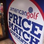 Photo taken at American Golf by Darryl H. on 4/17/2012