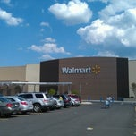 Photo taken at Walmart Supercenter by Jason D. on 6/23/2012