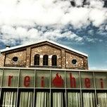 Photo taken at Rainer-Werner-Fassbinder-Platz by Raimund V. on 8/9/2012