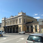 Photo taken at Stazione Trieste Centrale by Carlo F. on 4/17/2012