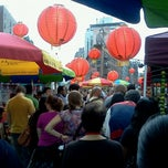 Photo taken at Malaysian Night Market by Angela W. on 9/27/2011