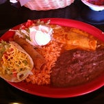 Photo taken at Guadalajara Mexican Restaurant by Luis B. on 12/28/2011