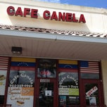 Photo taken at Cafe Canela by Walter D. on 6/21/2012