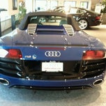 Photo taken at Audi Stratham by Hector C. on 1/19/2012