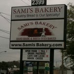 Photo taken at Sami's Bakery by rocío aracelis ú. on 2/23/2012