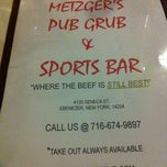Photo taken at Metzger's Pub by Jackie M. on 8/6/2011