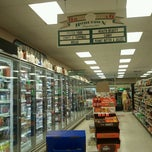Photo taken at Hometown Supermarket by Jessica N. on 8/3/2012