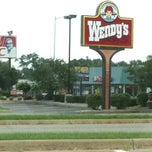 Photo taken at Wendy's by Lisa L. on 7/24/2011