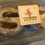Photo taken at Crumbs Bake Shop by ActionsSpeak L. on 11/3/2011