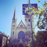 Photo taken at Marquette University by Father M. on 6/25/2012