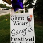 Photo taken at Glunz Family Winery by Stephen N. on 8/4/2012