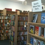 Photo taken at Mathom House Books by Mitch D. on 4/2/2012