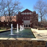 Photo taken at Hendrix College by Jason C. on 2/25/2012