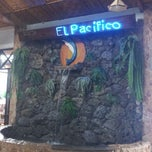 Photo taken at Restaurant Turistico El Pacifico by Christian D. on 9/7/2012