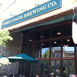 Photo taken at Free State Brewing Company by William G. on 6/9/2012