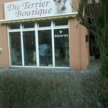 Photo taken at Die Terrier Boutique by Nemoflow on 3/16/2012