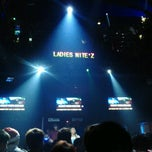 Photo taken at Paragon X3 SuperClub Ultimate Dance Club by Grace U. on 12/28/2011