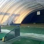Photo taken at Markham Golf Dome by Mannissa on 9/16/2011