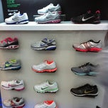 Photo taken at Nike by Aditya P. on 3/1/2011