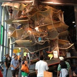 Photo taken at Boston Children's Museum by Martin L. on 8/18/2012