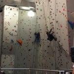 Photo taken at Big Rock Climbing Centre by Dixon J. on 2/11/2012