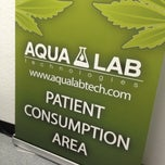 Photo taken at Aqua Lab Technologies by Aqua L. on 5/3/2012