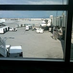Photo taken at Gate D20 by Merz G. on 7/8/2011