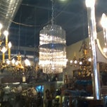 Photo taken at Antique Design Center by Clay H. on 4/23/2011