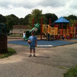 Photo taken at Springside park by Rebecca G. on 8/9/2011