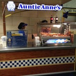 Photo taken at Auntie Anne's by dawn h. on 6/11/2012