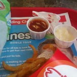 Photo taken at Arby's by Fizzy P. on 8/4/2012