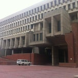Photo taken at Boston City Hall by James W. on 3/25/2012