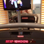 Photo taken at 비포앤애프터GYM by Ouchan S. on 2/20/2012