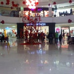 Photo taken at Dandy Mega Mall by Mervan A. on 2/17/2012