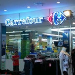 Photo taken at Carrefour by David T. on 10/16/2011