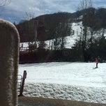 Photo taken at Cataloochee Ski Area by Susan W. on 2/23/2012