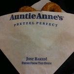 Photo taken at Auntie Anne's by Z Z. on 5/2/2012