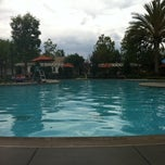 Photo taken at Flintridge Pool by Alexis M. on 9/5/2011