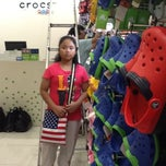 Photo taken at Crocs by Ketut E. on 5/17/2012