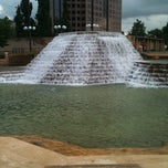 Photo taken at Kanawha Plaza by Gwen B. on 8/6/2011