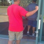 Photo taken at State Bank of Cross Plains-Madison by Victor S. on 9/9/2011