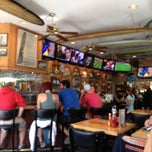 Photo taken at Longboard Restaurant & Pub by vickie m. on 5/26/2012