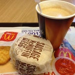 Photo taken at McDonald's / McCafé by Michelle T. on 4/13/2012