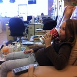 Photo taken at KP Nails by Christie F. on 11/28/2011